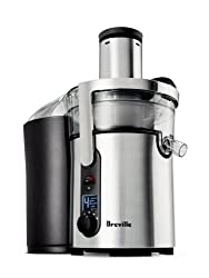 Breville ikon Multi-Speed Juice Fountain BJE510XL