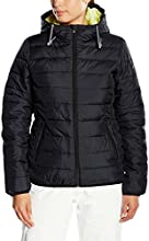 Roxy Foreverfreely Blouson Femme True Black FR : 40 (Taille Fabricant : L)