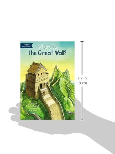 Where Is the Great Wall? where is the white house