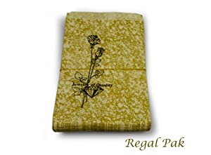 "Regal Pak 100 Gold Jewelry Paper Bags 8 1/2"" by 11"""
