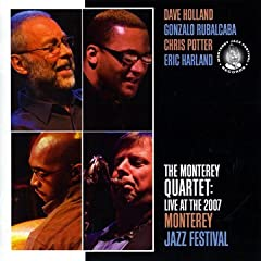 The Monterey Quartet Live At The 2007 Monterey Jazz Festival cover