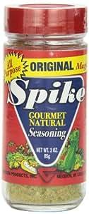 Gaylord Hauser Spike Seasoning, 3-Ounce (Pack of 6)