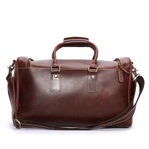 leather weekend bags for men - photo #48