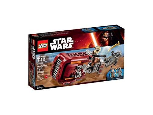 LEGO-Star-Wars-Reys-Speeder-75099-Building-Kit