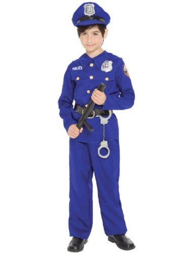Morris Costumes Baby-boys Police Officer Costume