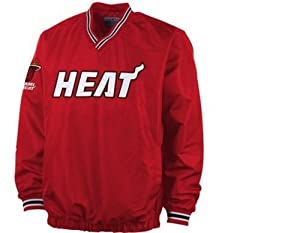 Miami Heat Matchup V-neck Pullover - Red by NBA Store