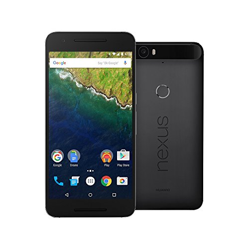 Click to buy Huawei Google Nexus 6P 64GB 5.7-Inch Reversible USB Type-C 4G LTE Factory Unlocked (GRAPHITE) - International Stock No Warranty - From only $849.11