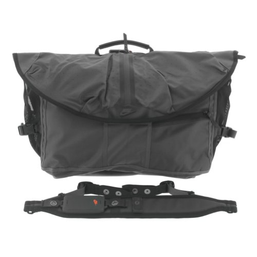 Nike Commuter Bag - Black/Grey - Work/Overnight/Laptop/Shoulder Bag