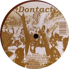 Frankie - Dontact EP