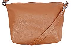 Borse Women's Sling Bag (Brown)