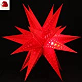 Ghasitaram Gifts Red Star light Big
