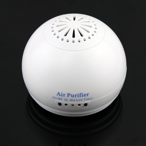 Portable Negative Ion Ionic Fresh Air Purifier Cleaner - 1