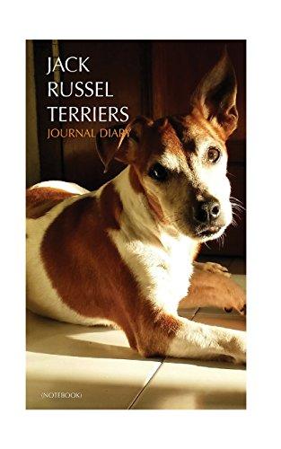 Jack Russel Terriers Journal Diary (Notebook)