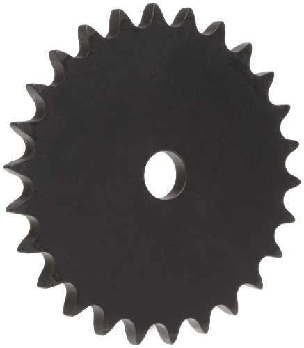 """Martin Roller Chain Sprocket, Reboreable, Type A Hub, Single Strand, 40 Chain Size, 0.5"""" Pitch, 70 Teeth, 0.719"""" Bore Dia., 11.43"""" OD, 0.284"""" Width"""