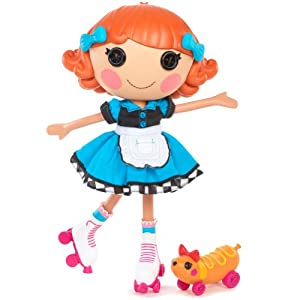 Amazon.com: Lalaloopsy Doll - Pickles B.L.T.: Toys & Games