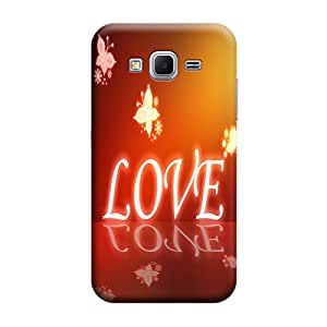 iCover Premium Printed Mobile Back Case Cover With Full protection For Samsung Core Prime G360 (Designer Case)