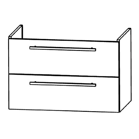 Kera Puris Trends WUA37756 Bathroom Cabinet (75 CM