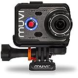 Muvi K-2 SPORT Action Camera Bundle : Veho Muvi K-Series K-2 SPORT | 1080p | HD | WiFi | Camcorder | Action Camera...