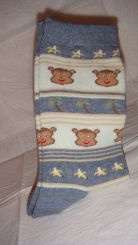 Curious George Socks - 2 pairs in package