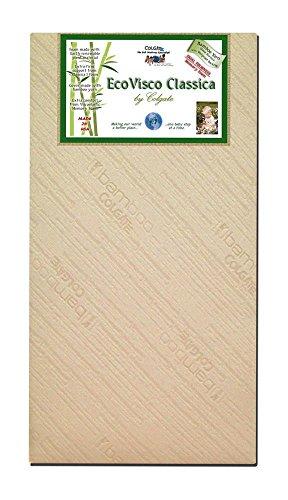 Colgate Ecovisco Classica Crib Mattress front-774288