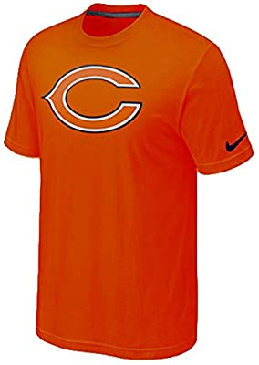 Nike Chicago Bears NFL Mesh Logo T-Shirt