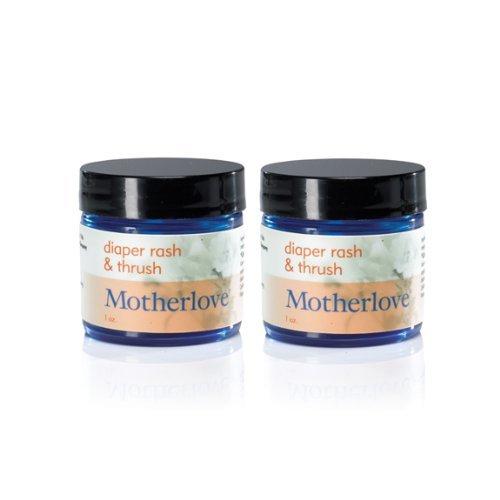 Motherlove Diaper Rash & Thrush Salve - 1 Oz. (2 Pack) front-138642