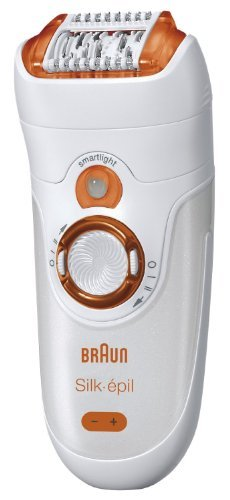 Braun Wet And Dry Epilator front-638651