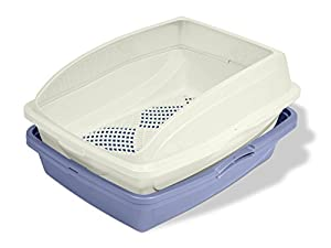 Amazon Com Van Ness Cp5 Sifting Cat Pan Litter Box With