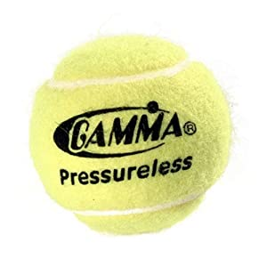 Buy Gamma Pressureless Practice Balls (60 Pack) by Gamma