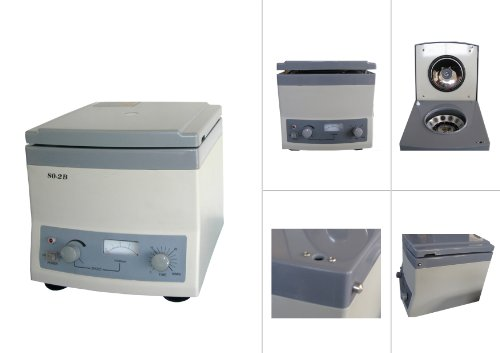 $139 Fast Speed Centrifuges 12Tube, Timer, Speed Adjustable