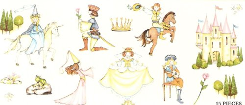Princess Applique - 1
