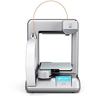 Cube 3d Printer 2nd Generation, Silver