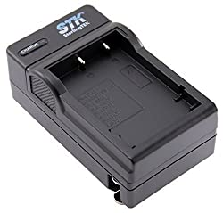 STK's Fuji NP-95 Battery Charger - for Fujifilm Finepix X100S X100 F30 X-S1 F31fd Real 3D W1 NP-95 BC-65