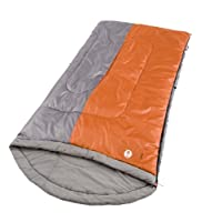 Coleman Nimbus Large Warm-Weather Scoop Sleeping Bag by Coleman