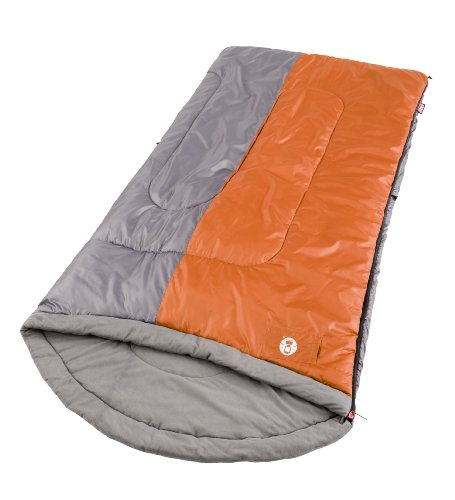Coleman Nimbus Large Warm-Weather Scoop Sleeping Bag