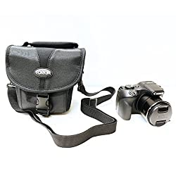 Torkia Fitted Case for Canon PowerShot SX520 HS Digital Camera