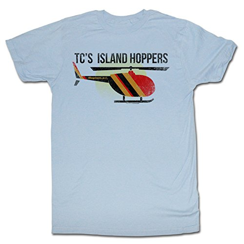 Magnum Island Pi-Maglietta da uomo