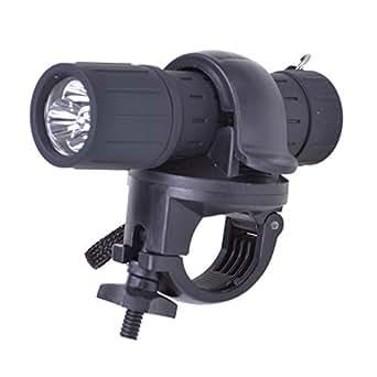 Filmer 40.043 Taschenlampe mit drehbarem Halter, 9,5 cm Länge
