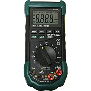Sinometer AC/DC Auto/Manual Range Digital Multimeter