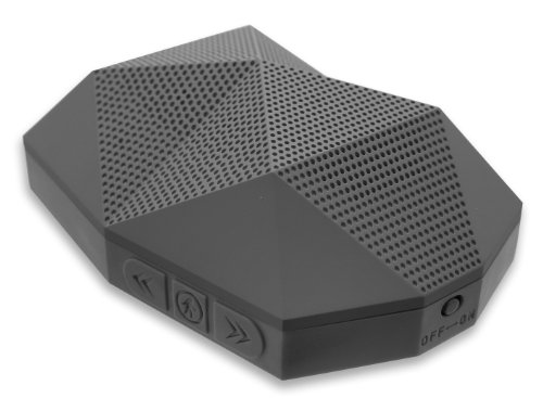 Outdoor Technology Turtle Shell Wireless Boom Box (Black)