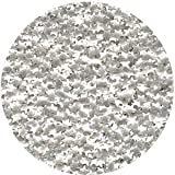 CK Products Edible Glitter - Stars - Silver - 4.5 g