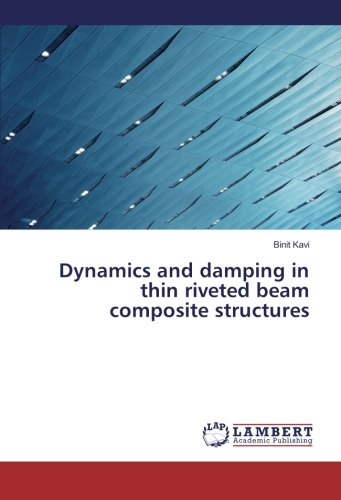 Dynamics and damping in thin riveted beam composite structures PDF