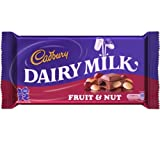 Cadbury Dairy Milk Fruit & Nut 200g (Box of 12)