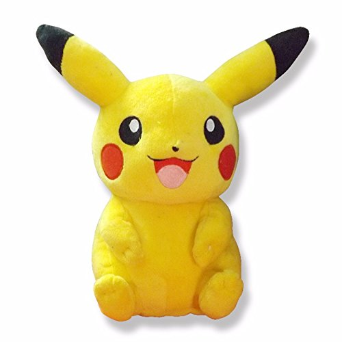 [Pokemon Pikachu Plush Toy Children Kid Soft Doll Gift Cartoon Anime Animal Stuffed Plush Toy 22] (Snorlax Costume Dress)
