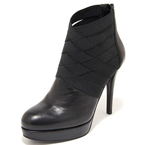 4176L tronchetti donna neri STUART WEITZMAN yola scarpe ankle boots women [40]