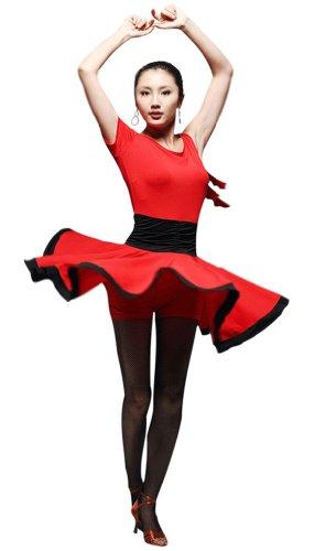 Faship Ballroom Custume dance dress Latin Tango Rumba Salsa Party Competition