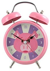 Streamline Pig Talking Alarm Clock