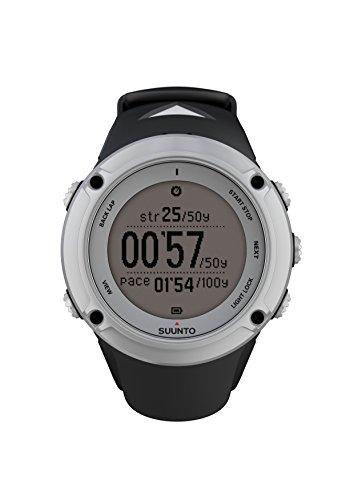 Suunto Ambit2 Silver - Reloj con GPS integrado unisex, color plateado /...