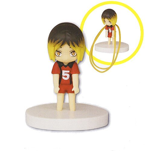 Haikyuu!! Kozume Kenma Rubberband Holder Desktop Figure - 1