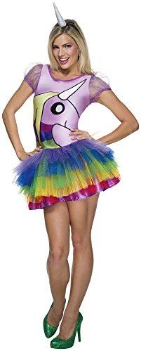 Women's Adventure Time Lady Rainicorn Costume